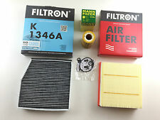 Oil filter man air filter Activated carbon Filtron A-class W176 180 200 220 CDI