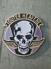 Metal Gear Solid OUTER HEAVEN Logo Patch IRON ON