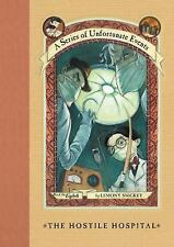 NEW - The Hostile Hospital (A Series of Unfortunate Events #8)