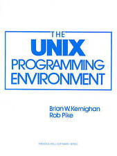 Acceptable, The Unix Programming Environment (Prentice-Hall Software Series), Ro