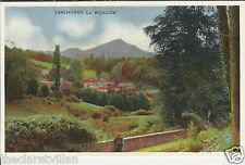 Enniskerry  County Wicklow c. 1954 Unposted Postcard