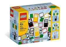 LEGO® Bricks & More 6117 Türen und Fenster NEU OVP_Doors & Windows NEW MISB NRFB