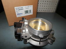 New Genuine GM Throttle Body 12629992 With TPS Throttle position sensor Corvette