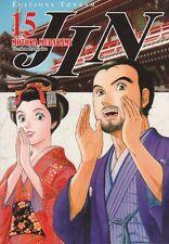 JIN tome 15 Motoka MURAKAMI manga seinen