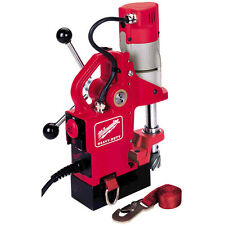 Milwaukee 4270-21  Magnetic Drill Press W / CARRY CASE & FACTORY WARRANTY!