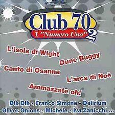 CLUB 70: I NUMERO UNO, VOL. 2 (8015670044256) NEW CD