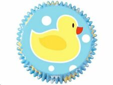 Ducky MINI Baking Cups, 100 Ct. Baby Shower Candy Liner
