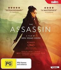 The Assassin - Chang Chen NEW B Region Blu Ray