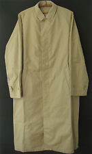 Original Classic Vintage English Grenfell Cloth Cotton Campbell  Raincoat