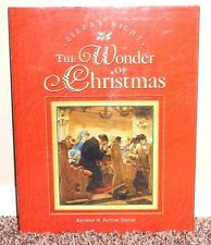 SILENT NIGHT The Wonder of Christmas by Kathryn Patton 2004 1STED LDS MORMON HB