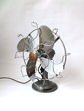 Antique Vintage Retro Limit Industrial Factory Desk Fan Oscillating Two Speed