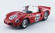 Art MODEL 279 - Ferrari Dino 245 SP #23 24H du Mans modèle en résine 1961 1/43
