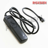 Remote Shutter Release For Canon EOS 7D 5D Mark II 1D IV III 50D 40D 30D RS-80N3
