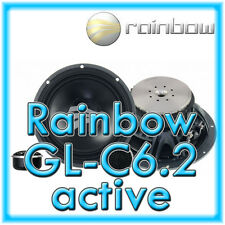 Rainbow GL-C6.2 active Germanium Line 16,5cm 2-Wege Komposystem GL-C 6.2 active