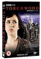 Torchwood - Series 1 Vol.2 (DVD,2-Disc Set) John Barrowman
