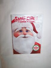 Original Christmas Classic: Santa Claus Is Comin' to Town (DVD, 2010) New/Sealed