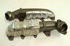 5.4 Ford F150 Expedition 2008-2011 OEM Exhaust Manifold Set with Heat Shields