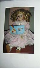 "First Issue in the Cindy's Playhouse Pals Collection ""Meagan""  Doll"