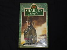 Sharpe's Eagle by Bernard Cornwell (Hardback, 1981 1/1)