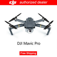 DJI Mavic Pro RC Quadcopter Drone with 4K HD Camera & ActiveTrack Foldable Drone