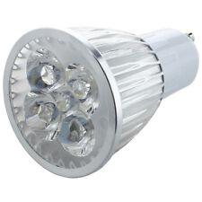 luce bianca GU10 5 Led 5W 450LM 100-240V 6000K lampadina lampada D7J2