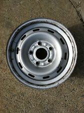 "(1) 16 X 7 DODGE RALLY WHEEL 5 on 5 1/2"" Lug Pattern -  OEM PICKUP TRUCK"