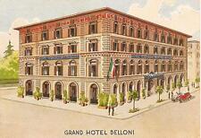 MONTECATINI  -  GRAND HOTEL TERMINUS BRISTOL BELLONI