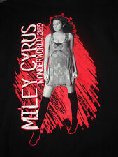 Rare Vintage 2009 Miley Cyrus Concert Tour T-Shirt, Size Small, Great Condition!