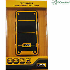 NEW JCB POWER BANK FOR SMARTPHONES AND TABLETS GENUINE ORIGINAL