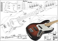 Jazz-Style Full Scale Bass Plan