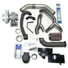 Compound Kit Add a turbo Borgwarner S474 2011-2014 Ford Powerstroke 6.7