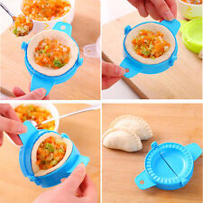 3pcs Dumpling Mold Turnover Ravioli Empanada Dough Press Mould Maker Sales
