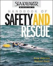 Sea Kayaker Magazine's Handbook of Safety and Rescue-ExLibrary