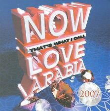 Various Artists: Now Love Arabia 2007 Import Audio CD