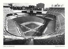 (19011) Postcard - Yankee Stadium - New And Improved - Modern card.