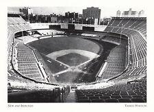 (19011) Postcard - Yankee Stadium - New And Improved - Modern card.