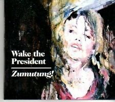 (DF986) Wake The President, Zumutung! - 2011 DJ CD