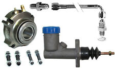 HYDRAULIC THROWOUT BEARING & MASTER CYLINDER KIT,RACING
