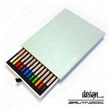 BRUYNZEEL DESIGN-alta qualità e durevole-Matite Pastello-artista confezione da 12