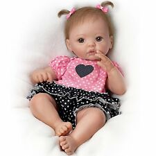 My Little Sweetheart Ashton Drake Doll by Cheryl Hill 14 Inches