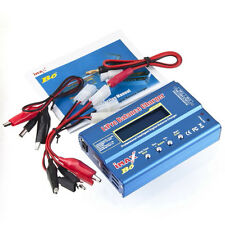 iMAX B6 RC Lipo NiMh NiCD Battery Balance Charger Discharger LCD Screen Digital