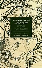 Memoirs of an Anti-Semite: A Novel in Five Stories New York Review Books