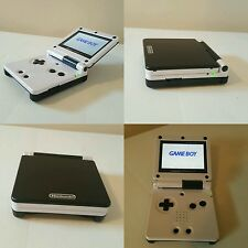 GBA SP AGS 101 CUSTOM BUNDLE GAMEBOY ADVANCE
