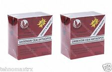 2 x Anti - Adipose Tea Ginseng , MORE Fast Weight Cellulite Loss 30 sachets pack