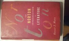 The Norton Introduction to Literature by Kelly J. Mays (2012, Paperback, 11th...