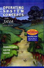 Operating Systems Concepts with Java, Silberschatz, Abraham & Gagne, Greg & Galv