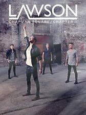 Lawson Chapman Square Chapter II Play BROKENHEARTED Piano Guitar PVG Music Book