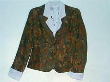 WOMEN'S FALL WINTER COLDWATER CREEK FLORAL TAPESTRY JACKET SIZE LARGE L  $79