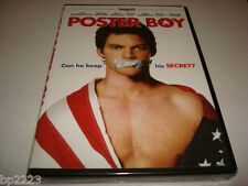 POSTER BOY DVD, Michael Lerner, Karen Allen, POLITICAL/SEXUAL DRAMA, NEW SEALED