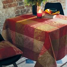 Garnier Thiebaut French Leaves Colorful TABLECLOTH Mille Ani Radieux New
